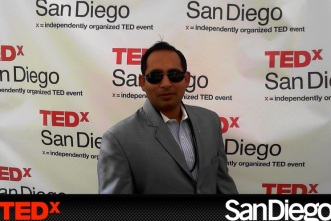 TED conference in San Diego, California