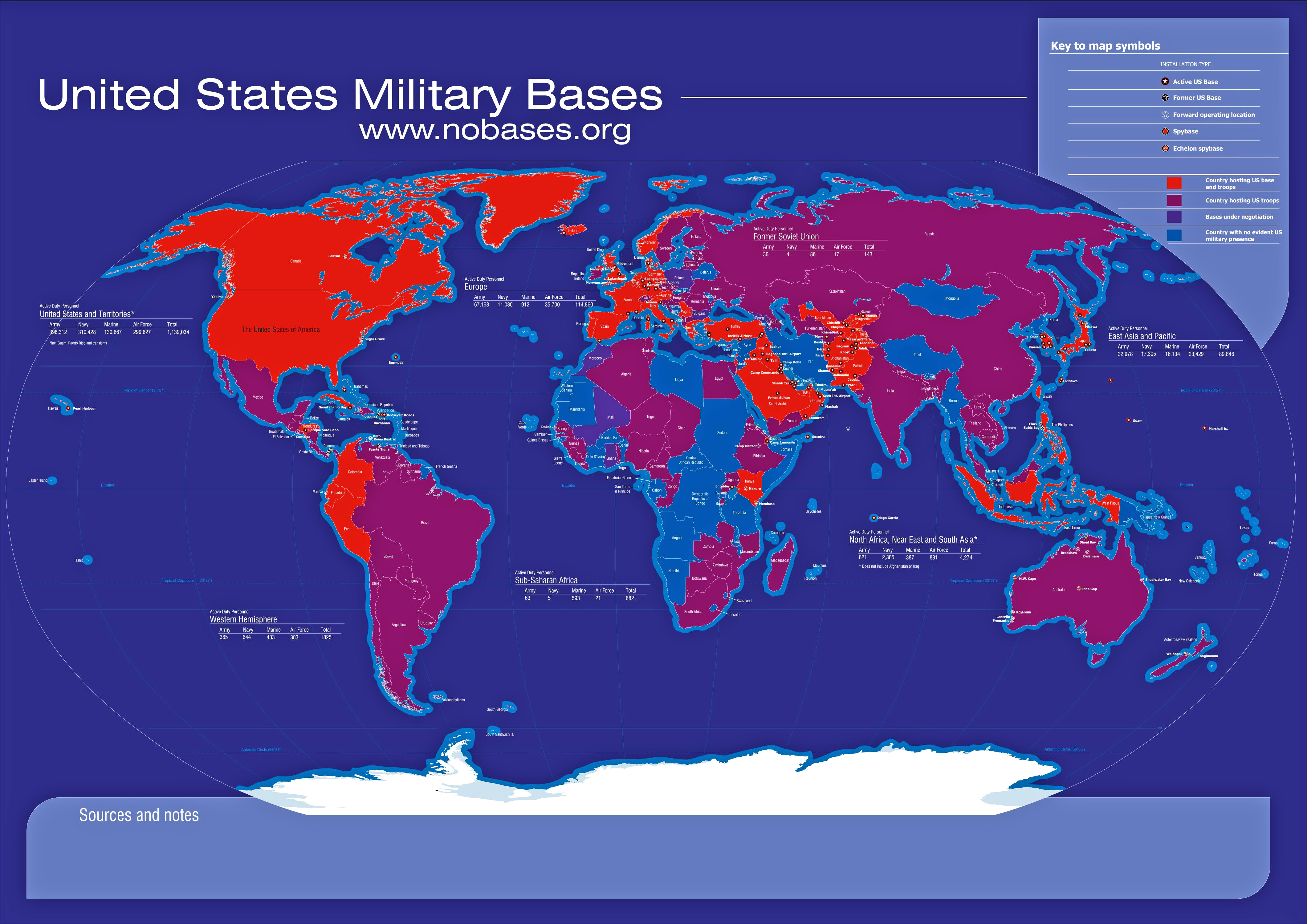 Defense NAVED JAFRY - Us military bases in middle east map