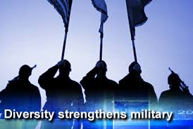 army diversity military